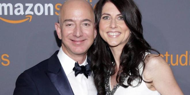 ماكينزي بيزوس تصبح ثالث أغنى امرأة في العالم بعد الطلاق رسميا من مؤسس أمازون