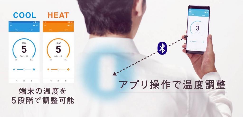 جهاز التكييف المحمول Reon Pocket