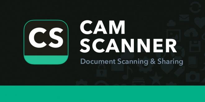 CamScanner لمسح المستندات لأجهزة أندرويد مدمج به برمجية ضارة