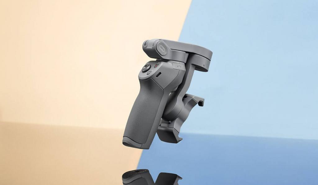 يدعم اوسمو موبايل 3 التحكم عن بعد في الكاميرا سواء الأمامية أو الخلفية من خلال الإيماءات