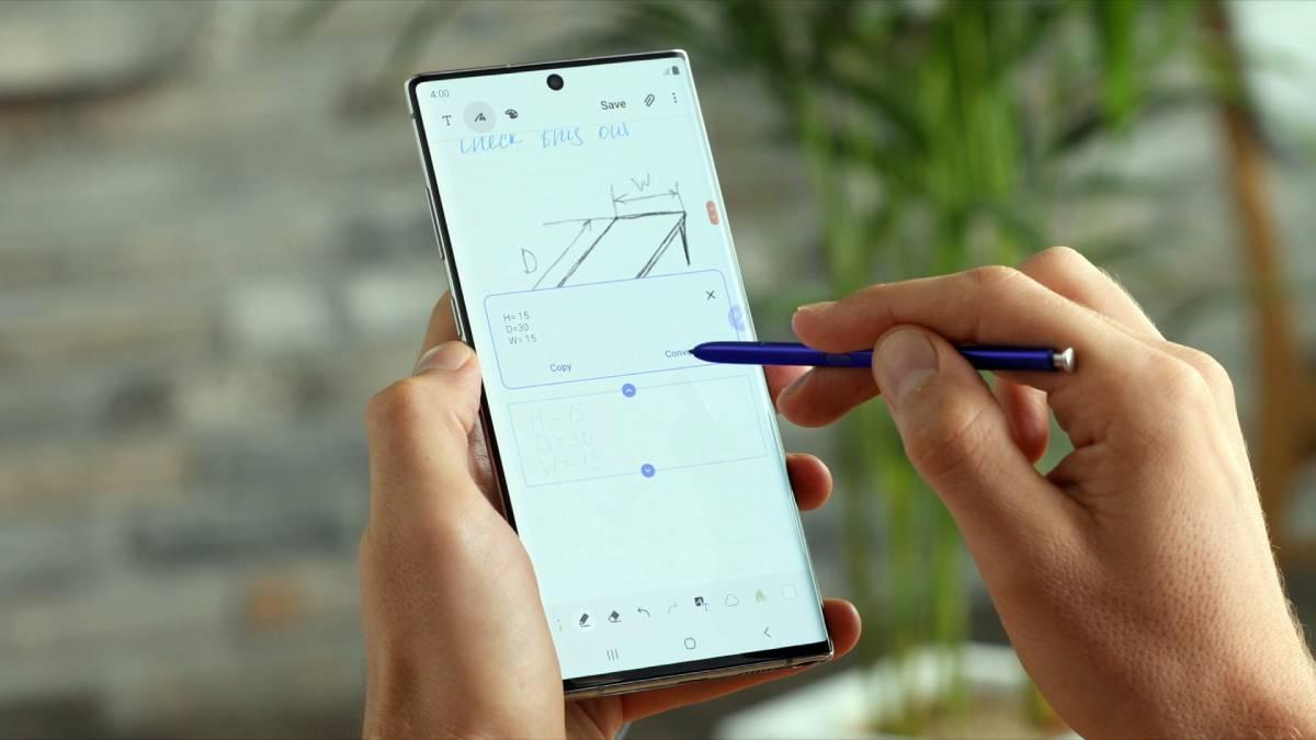Galaxy Note10 جالاكسي نوت 10