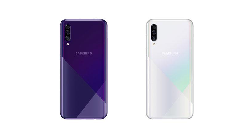 الوان Samsung Galaxy A30s