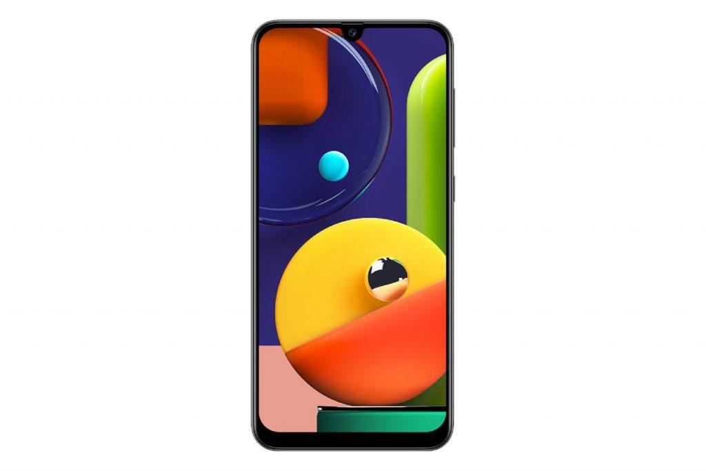 شاشة Galaxy A50s