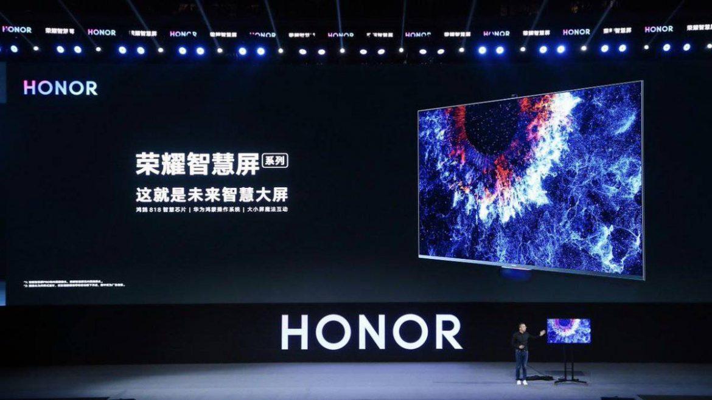 Honor Vision: تلفزيون ذكي يعمل بنظام هواوي هارموني
