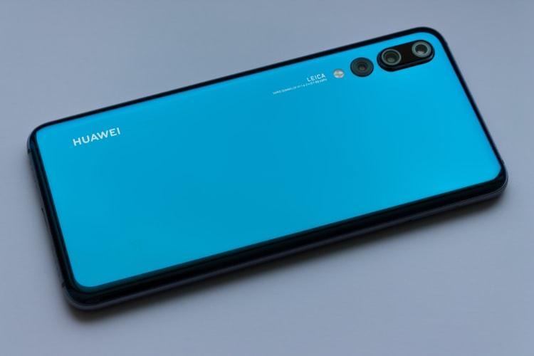 أول هاتف بنظام هونج مينج من هواوي
