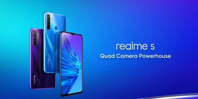 Realme 5 وRealme 5 Pro: المواصفات والمميزات والسعر