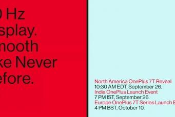 وان بلس تكشف رسميا موعد الإعلان عن OnePlus 7T