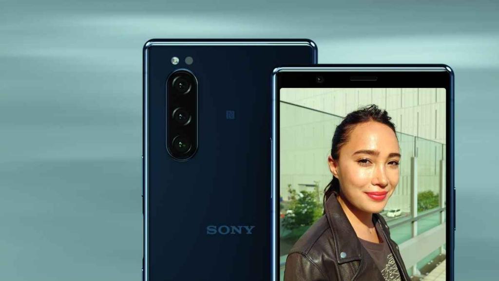 زودت سوني هاتفها الذكي الجديد Xperia 5 اكسبيريا 5 بثلاثة كاميرات خلفية