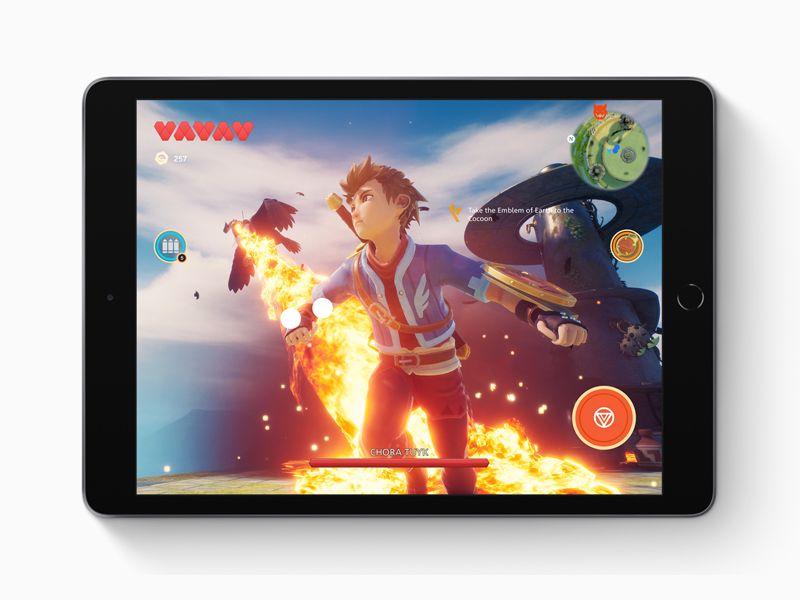 iPad 2019 ايباد 2019 يتوفر بشاشة أكبر