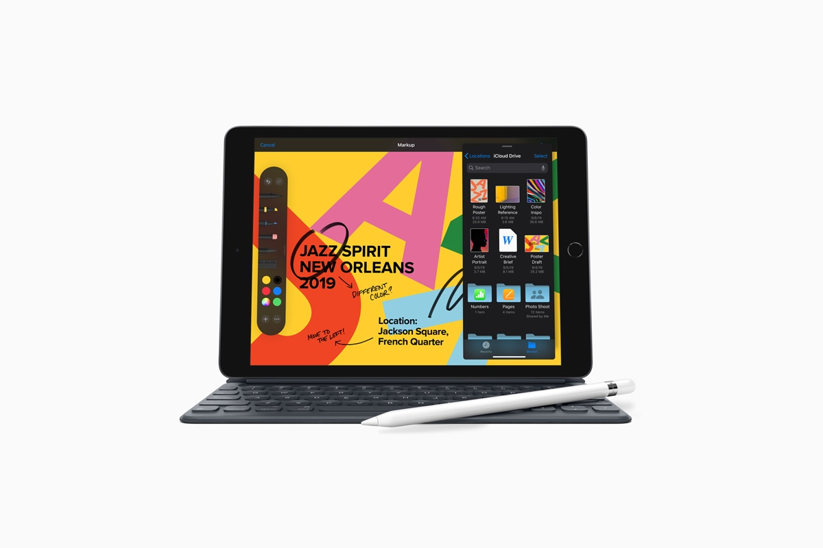 iPad 2019 ايباد 2019: المواصفات والمميزات والسعر