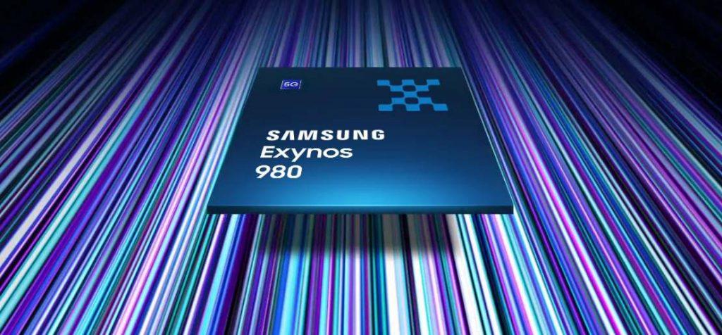 Exynos 980 : أول معالج من سامسونج مدمجا به مودم لشبكات الجيل الخامس