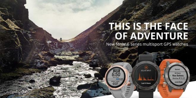 Fenix 6 فينكس 6: مميزات وسعر ساعات جارمن الذكية الجديدة