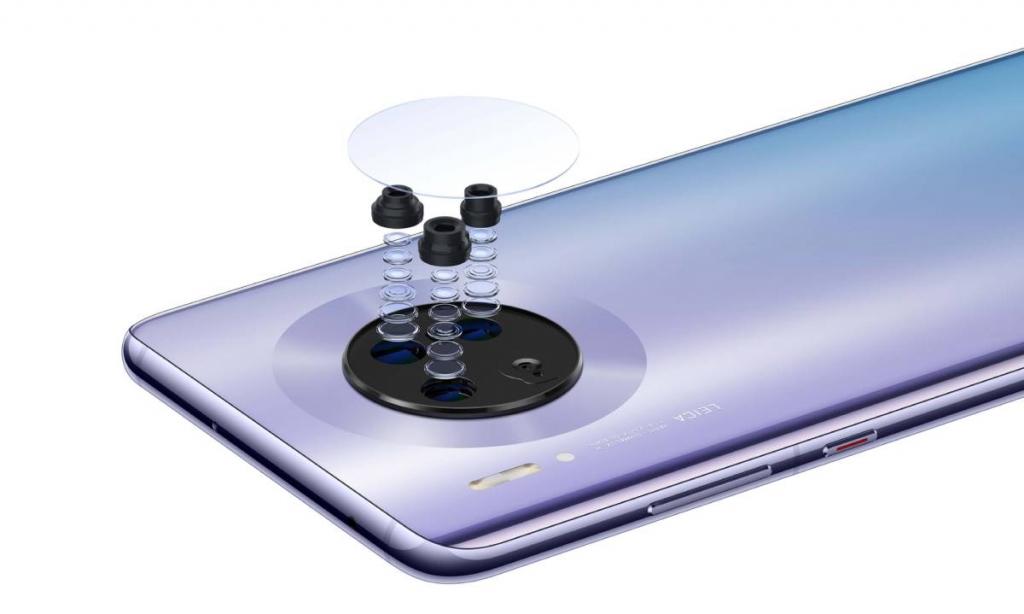 الكاميرا في Huawei Mate 30 هواوي ميت 30