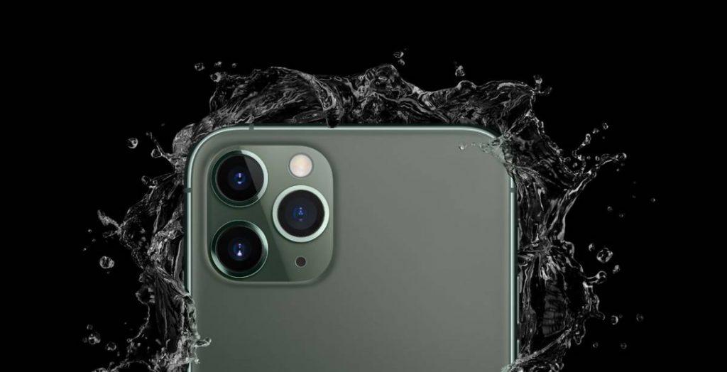 الكاميرا في iPhone 11 Pro Max ايفون 11 برو ماكس