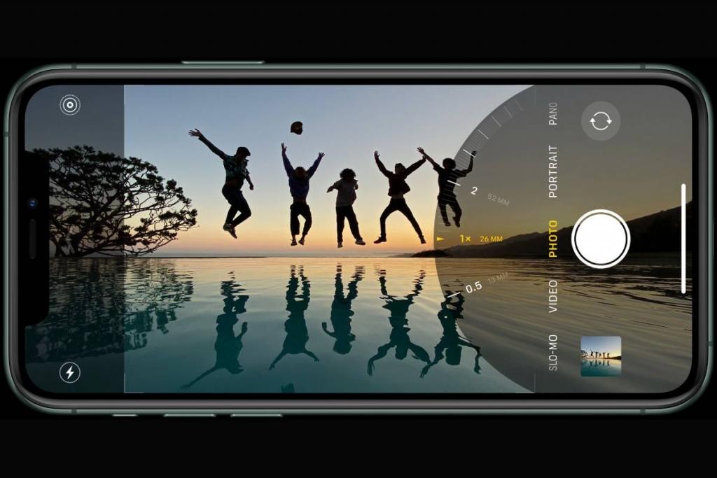 مزايا جديدة لتصوير الفيديو في ايفون 11 برو