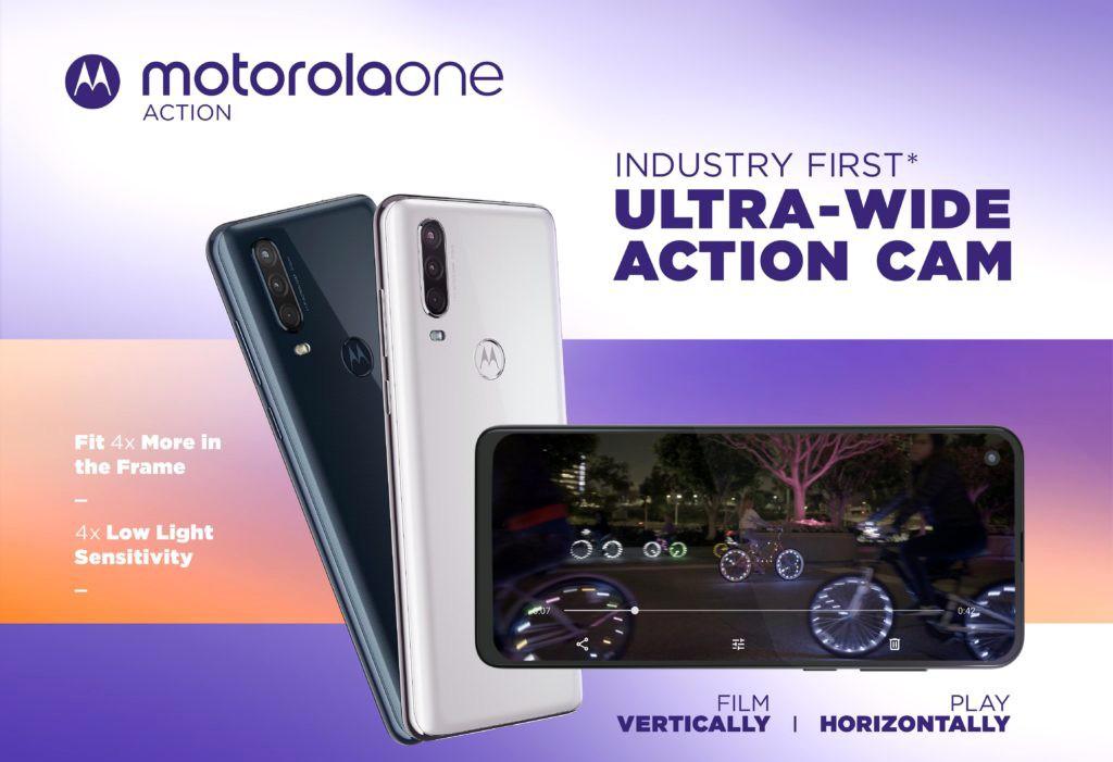 Motorola One Action موتورولا وان اكشن