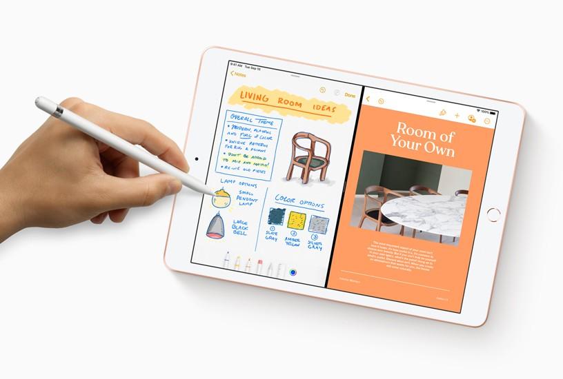 تجربة جديدة في iPad 2019 من خلال نظام التشغيل iPadOS