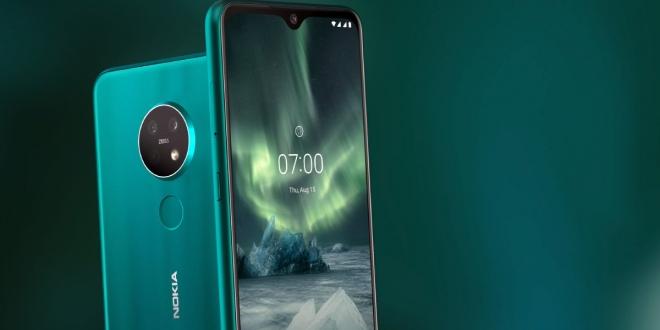 Nokia 7.2 نوكيا 7.2: المواصفات والمميزات والسعر