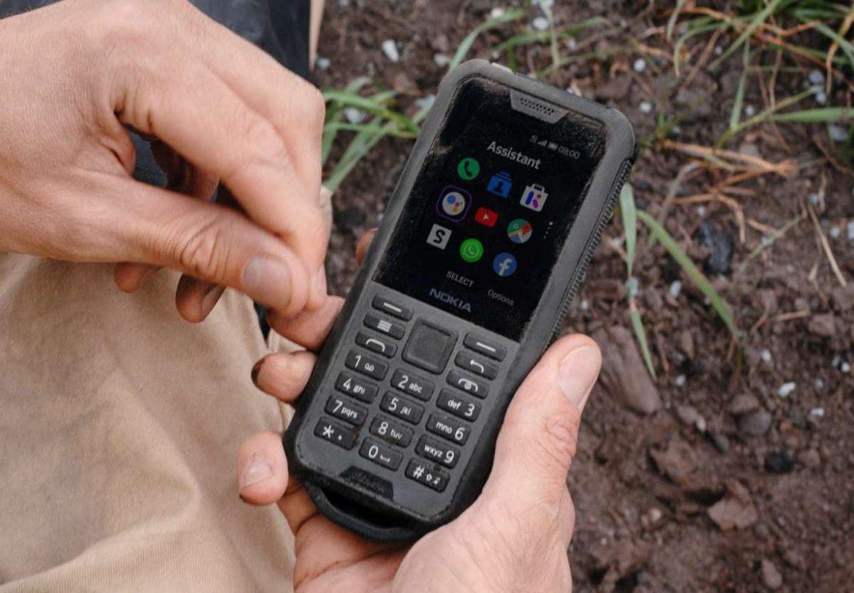 Nokia 800 Tough: مواصفات ومميزات وسعر الهاتف المناسب لمواقع العمل والرحلات