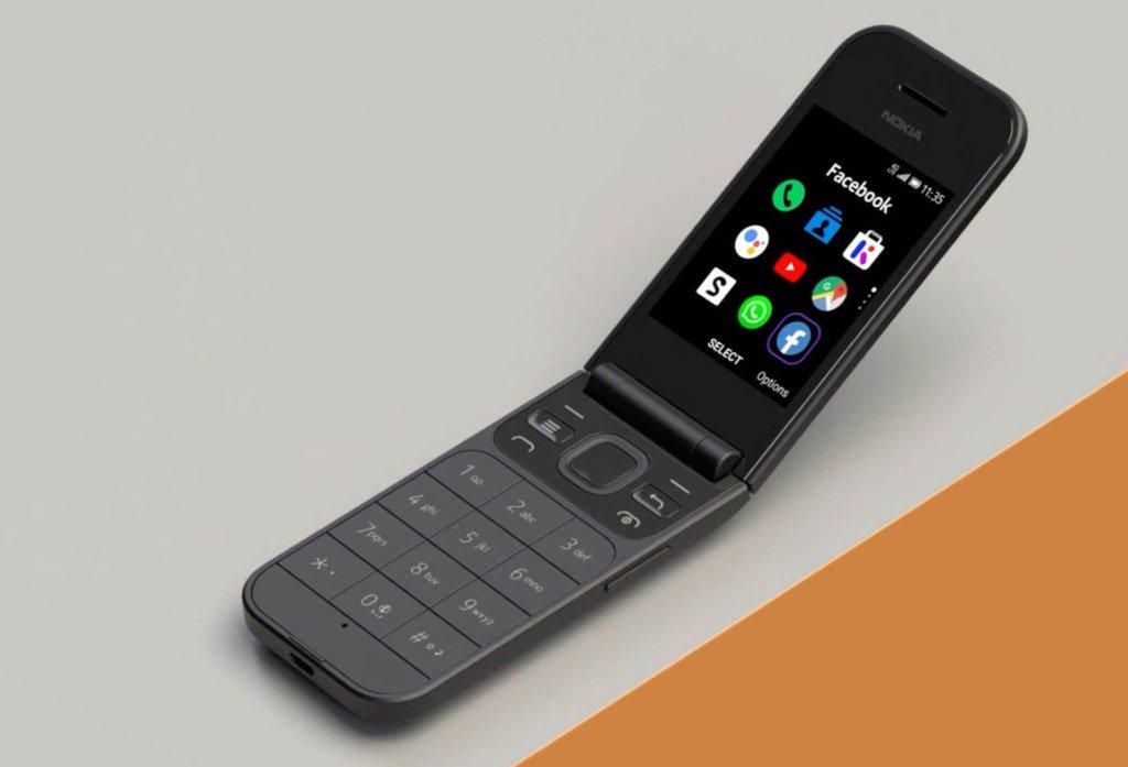 Nokia 2720 Flip: مميزات وسعر هاتف نوكيا الكلاسيكي الجديد