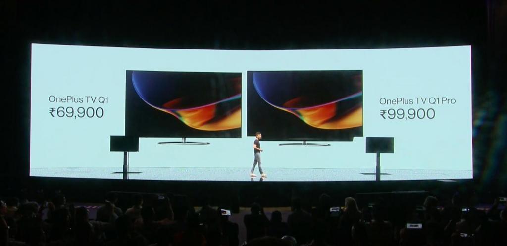 سعر OnePlus TV وموعد التوفر