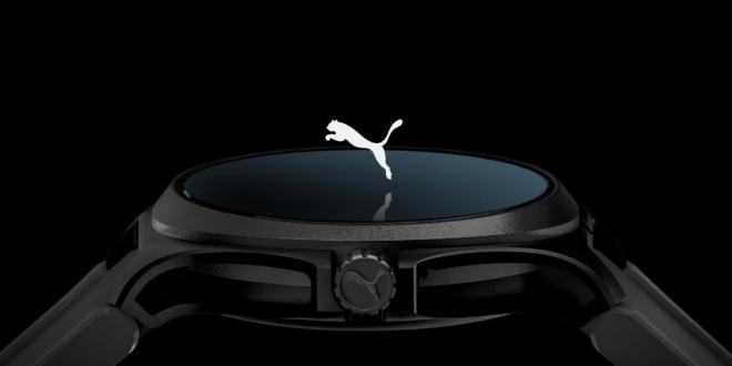 Puma بوما تعلن عن أول ساعة يد ذكية رياضية
