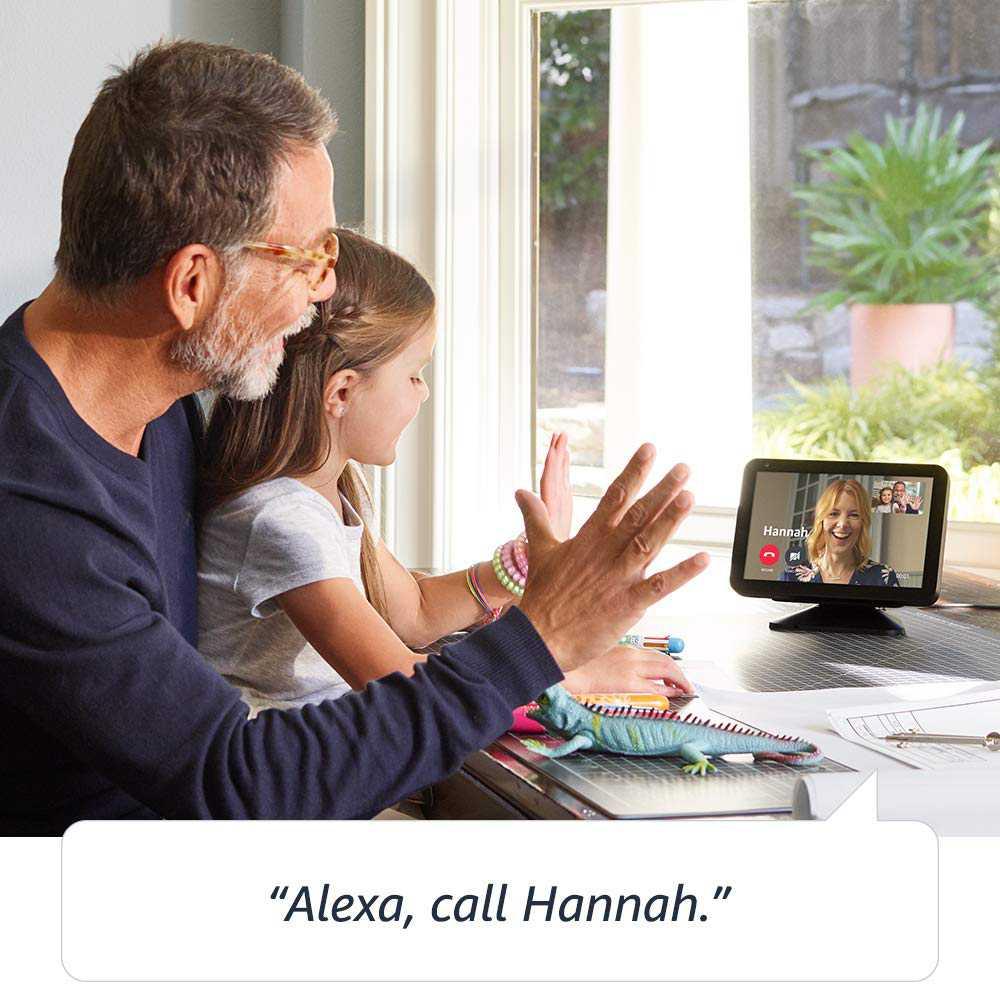 مميزات شاشة أمازون الذكية الجديدة Echo Show 8
