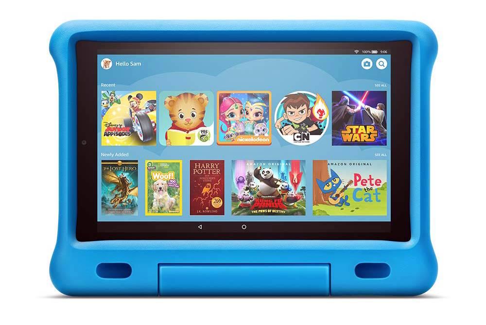 يتوفر Fire HD 10 بإصدار خاص للأطفال
