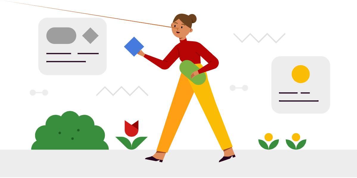 جوجل تتيح للشركات تسجيل نطاقات .new المختصرة للوصول السريع للخدمات
