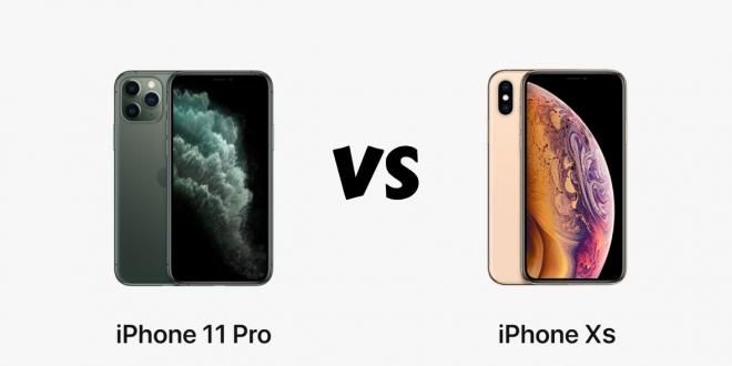 ما هو الفرق بين ايفون 11 برو وايفون Xs