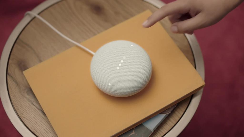 الإتصال بسماعات المنزل الذكية الأخرى مع سماعة جوجل نيست ميني
