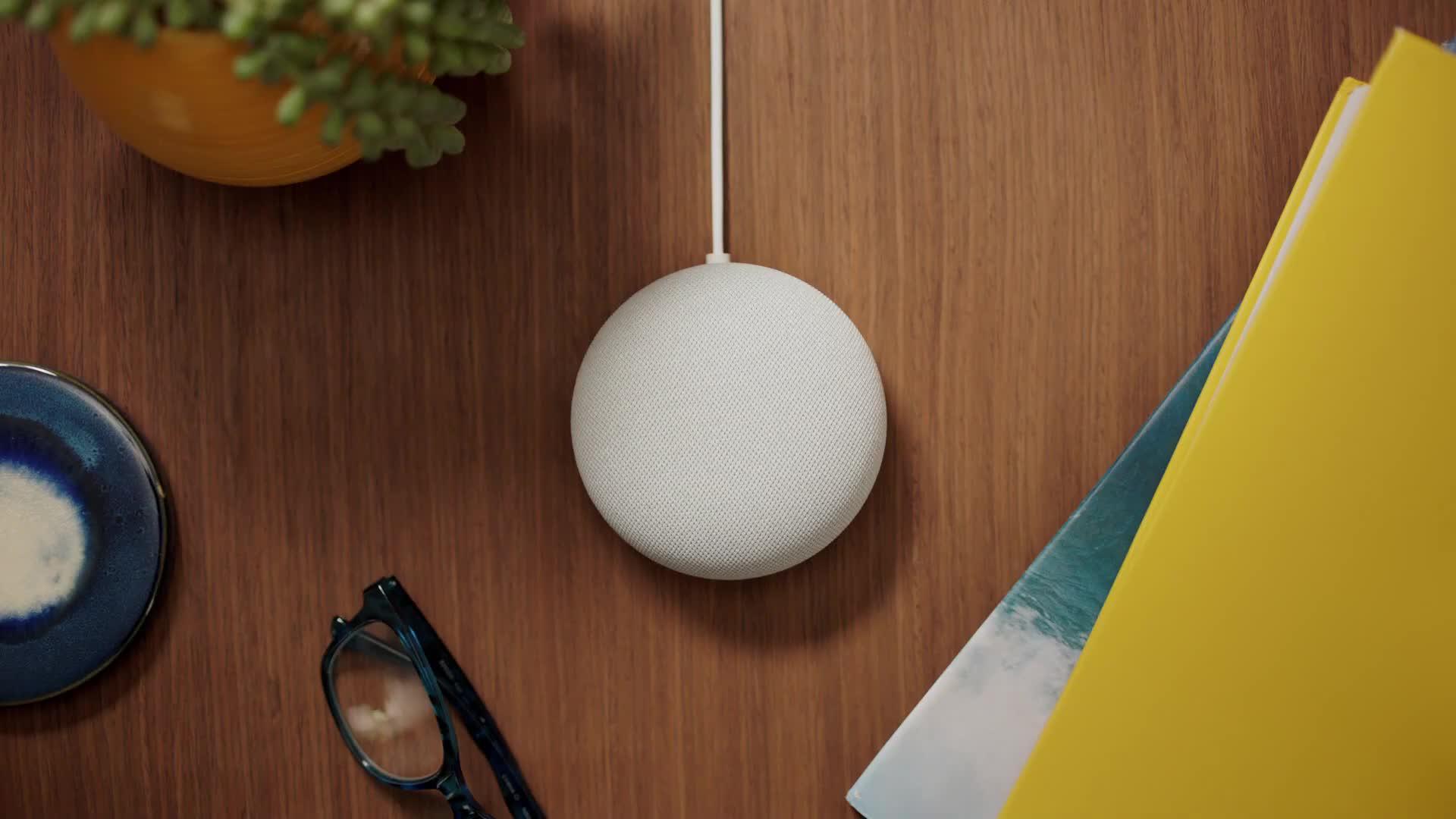 Nest Mini نيست ميني: مميزات وسعر سماعة جوجل الذكية