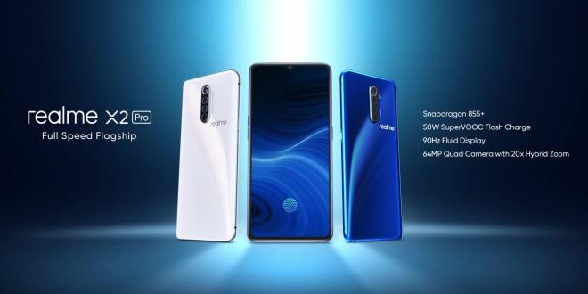 Realme X2 Pro ريلمي اكس 2 برو: المواصفات والمميزات والسعر