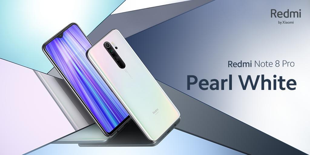 تصميم Redmi Note 8 Pro