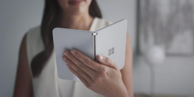 Surface Duo سيرفس ديو: مواصفات وسعر هاتف مايكروسوفت الجديد بنظام أندرويد