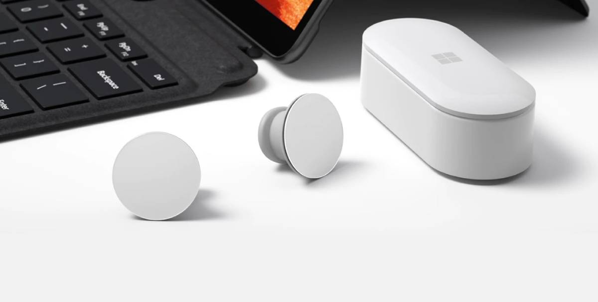 Surface EarBuds سيرفس ايربودز