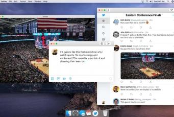 تطبيق تويتر الجديد لأجهزة ماك متوفر الآن للتحميل