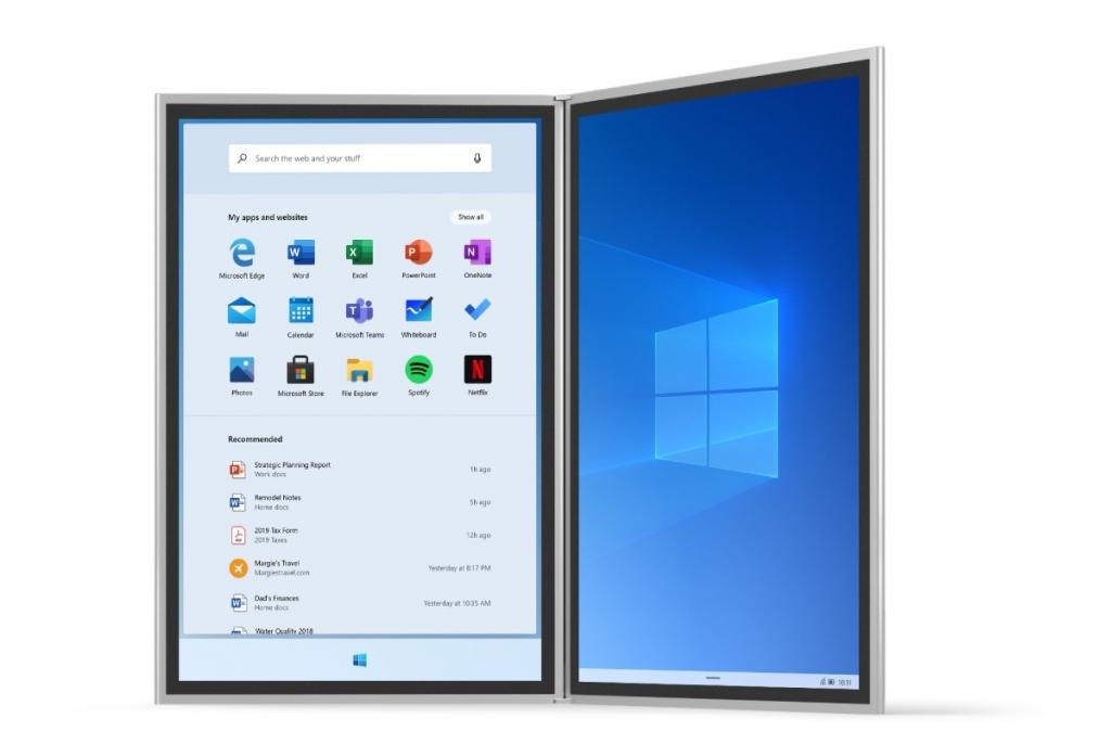يدعم Windows 10X تشغيل جميع تطبيقات ويندوز