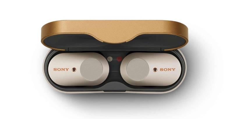 أفضل سماعات الأذن اللاسلكية Sony WF-1000XM3