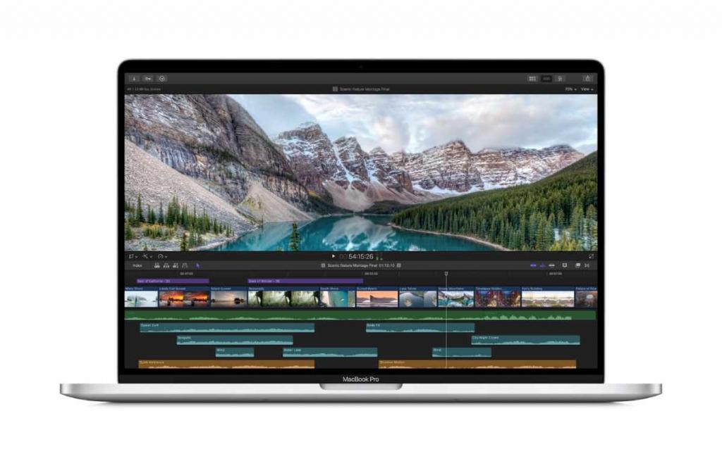 أداء MacBook Pro بشاشة 16 بوصة