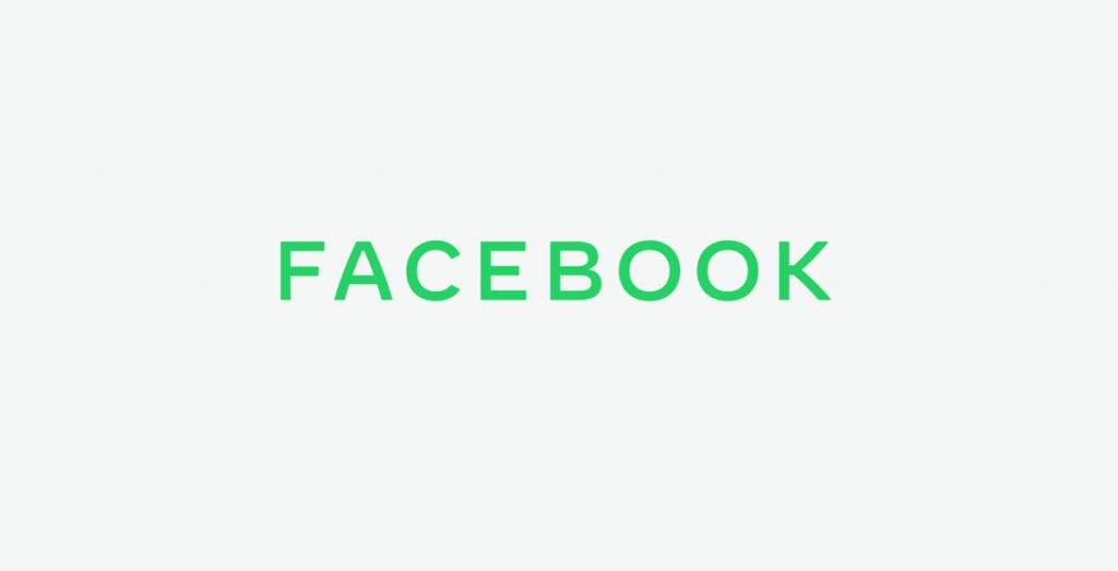 شعار فيسبوك جديد داخل تطبيق واتساب