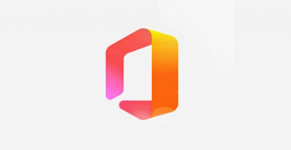 شعار جديد لـ Office