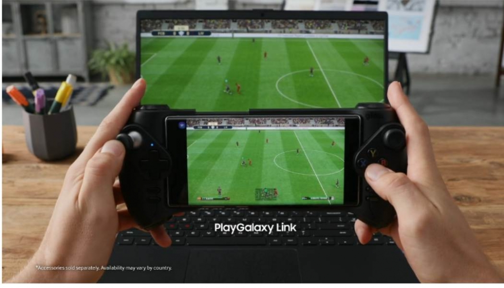 خدمة PlayGalaxy Link
