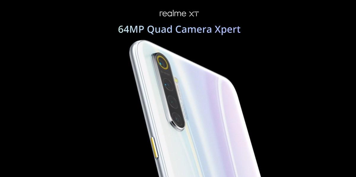 Realme XT: مواصفات ومميزات سعر هاتف ريلمي بكاميرا 64 ميجابكسل