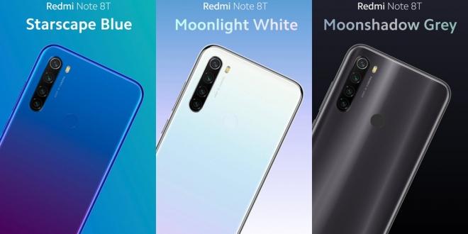 Xiaomi Redmi Note 8T
