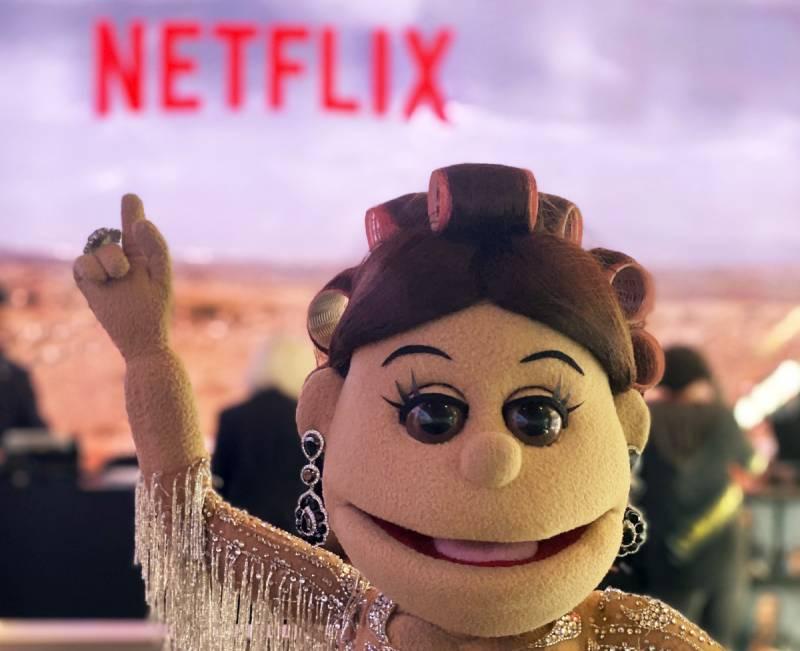 مسلسل أبلة فاهيتا سيتوفر للمشاهدة بأكثر من 20 لغة مختلفة