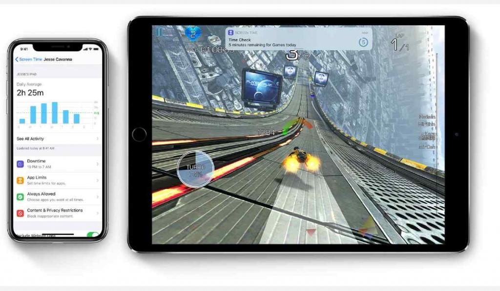 iOS 13.3 يقدم تحسينات على ميزة وقت الشاشة