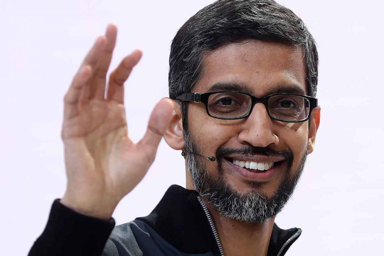 ساندر بيتشاي يقود الفابت بعد تخلي مؤسسي جوجل عن أدوارهما الإدارية في الشركة