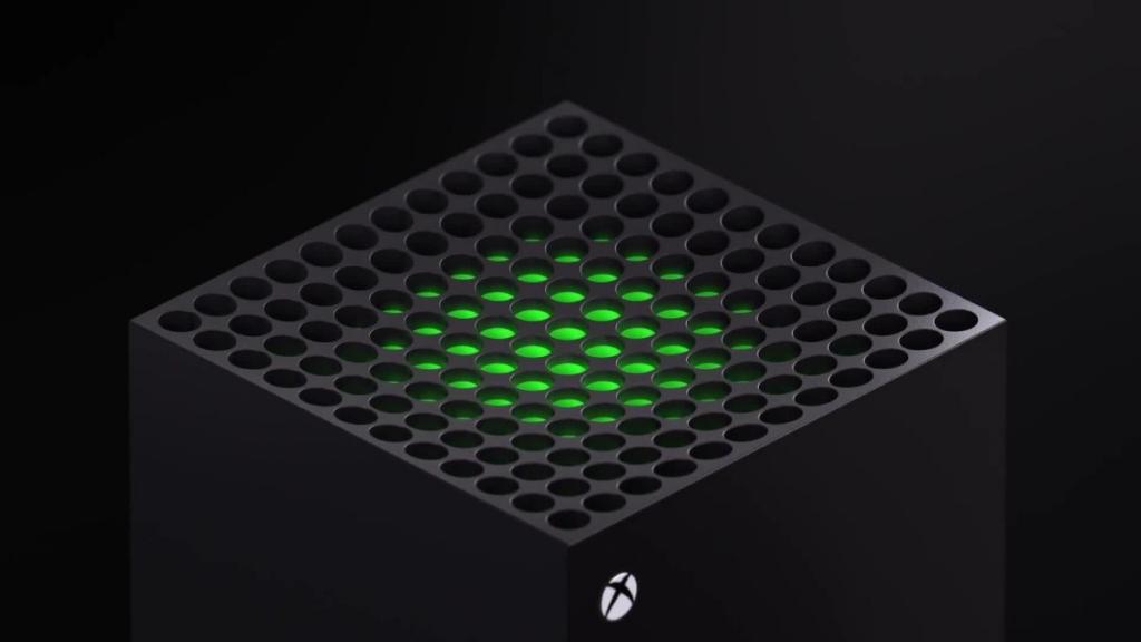تصميم Xbox Series X