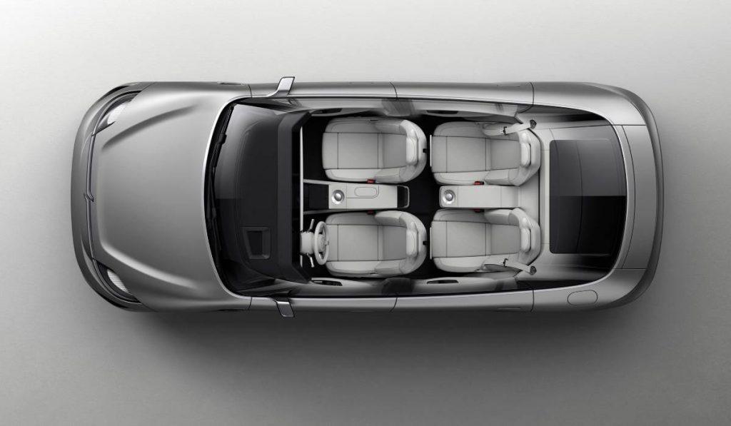 تراقب المستشعرات المدمجة في سيارة سوني حالة السائقين والركاب